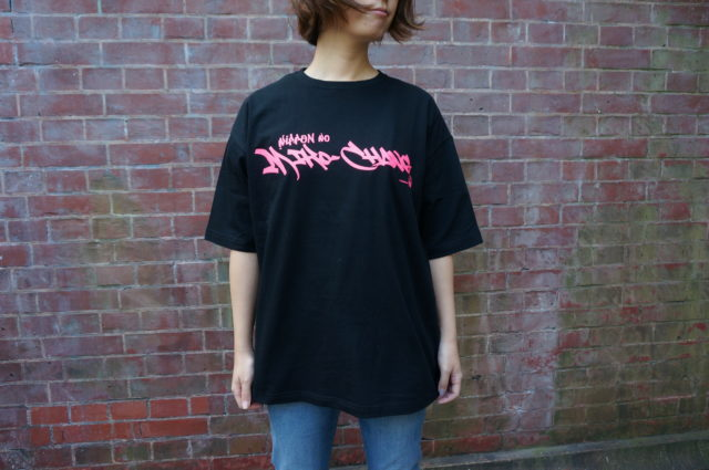 Tシャツ(巫女ちゃんグラフィティ)