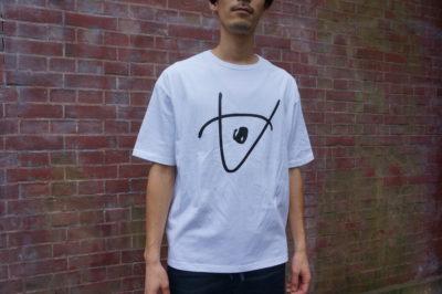 大橋裕之「目」Tシャツ
