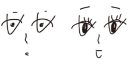大橋裕之「顔」透明ステッカー 2枚組